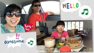 Mua Đồ Ăn Vặt Việt Nam Ở Mỹ 4/19 : Bánh Bột Lọc, Bánh Flan 🍮... | Cuộc Sống Mỹ