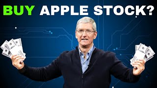 BUYING $75,000 OF APPLE STOCK - AAPL BLOODBATH - What Happened to Stock Market | Split Analysis
