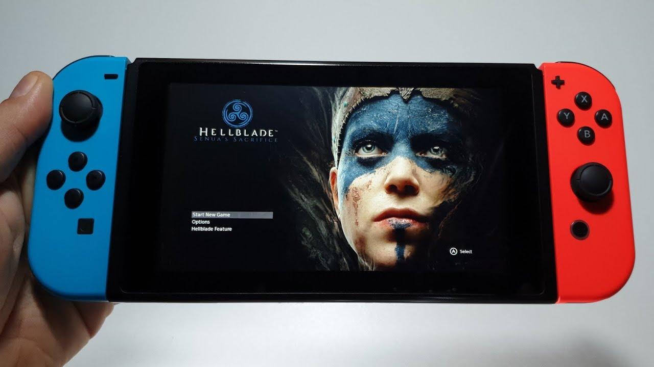 Image result for hellblade senua's sacrifice nintendo switch