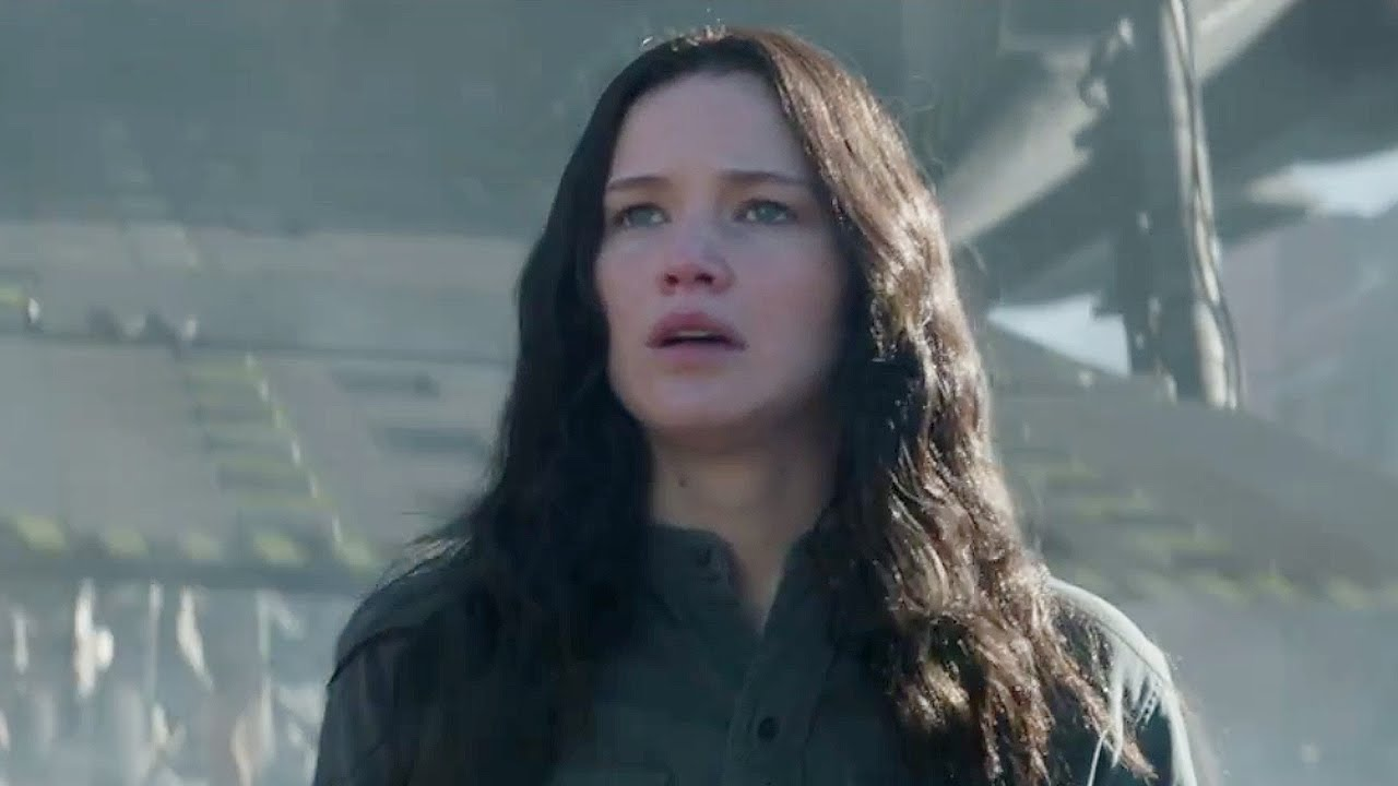 katniss hunting the hunger games translating a post apocolyptic  katniss returns to district in new mockingjay part i clip katniss returns to district 12 in