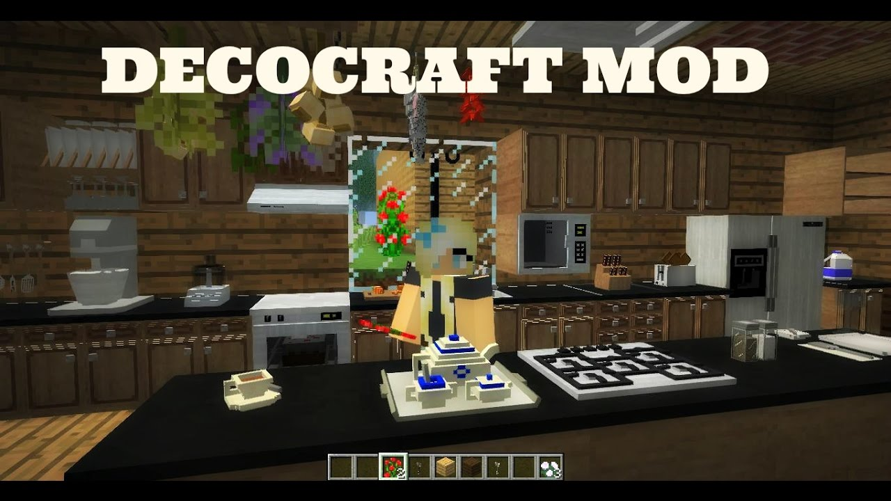 Inecraft Mods Deco Craft