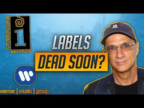 ARE RECORD LABELS ON THE WAY OUT?