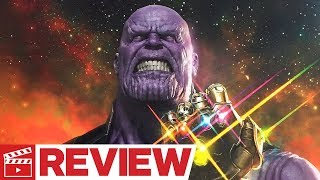 Avengers: Infinity War Review (2018)