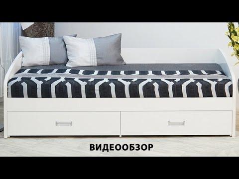 детская кровать Элиза АМИ Мебель