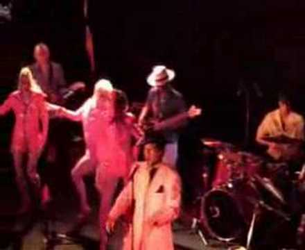 Kid Creole & The Coconuts live in Gainsborough