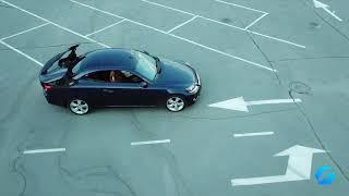Трейлер авто Lexus IS250c