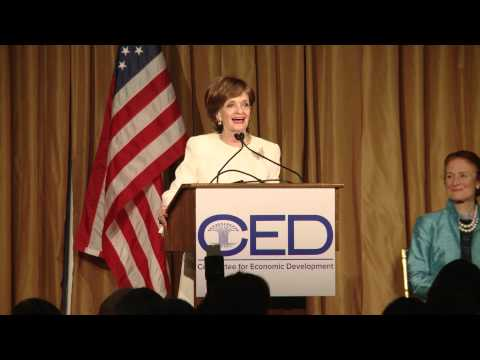 2015 Acceptance Speech: Marilyn Carlson Nelson, Carlson Hold