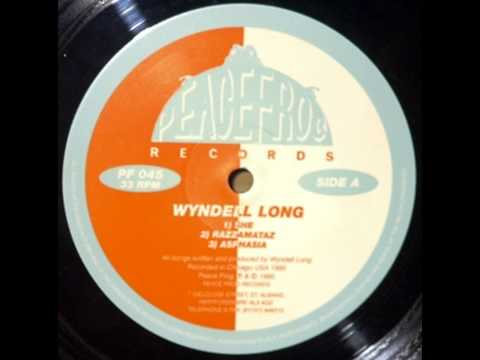 Wyndell Long - Midnight Sarada
