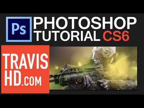 Professional Signature Tutorial - Photoshop CS6