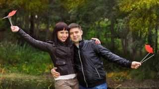кожаная свадьба Nadin and Antony
