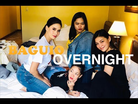 Baguio Overnight with The Blood Sisters