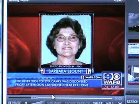 Barbara Ann Blount News Report