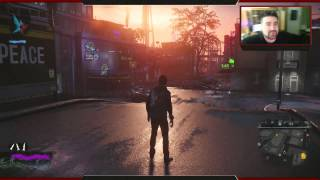 [PART 1] Angry Joe Plays Infamous: Second Son!