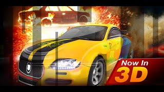 3D Racing Cars Game Trailer