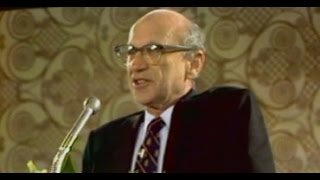 Milton Friedman Speaks: Money and Inflation (B1230) - Full Video