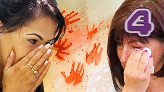 Bride & Mum Are Devastated By Horror Themed Bloody Dress!   Don't Tell The Bride
