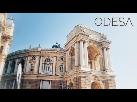 🇺🇦 Odesa (Оде́са) Ukraine: travel documentary