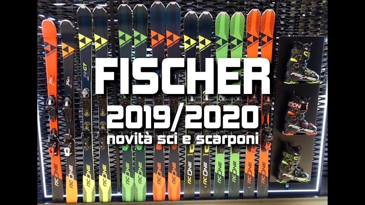 fischer sci e scarponi novit inverno 2019 2020 youtube. Black Bedroom Furniture Sets. Home Design Ideas