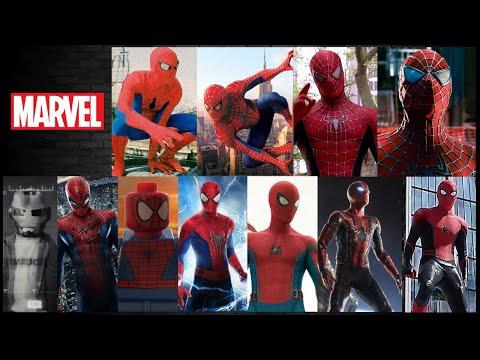 Spider Man: Evolution (Movies) - 2019