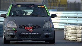 Toyota Yaris Cup - Track Day Croix en ternois - 23.11.2014