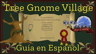 [OSRS] Tree Gnome Village (español)