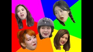 Red Velvet Funny Moments  to watch while quarantined 2020