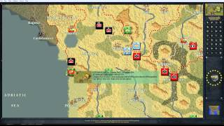 The Operational Art of War Balkans 12 Scenario AAR