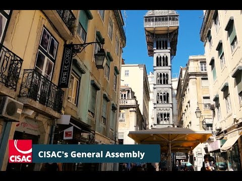 CISAC 2017 General Assembly in Lisbon - English Subtitles