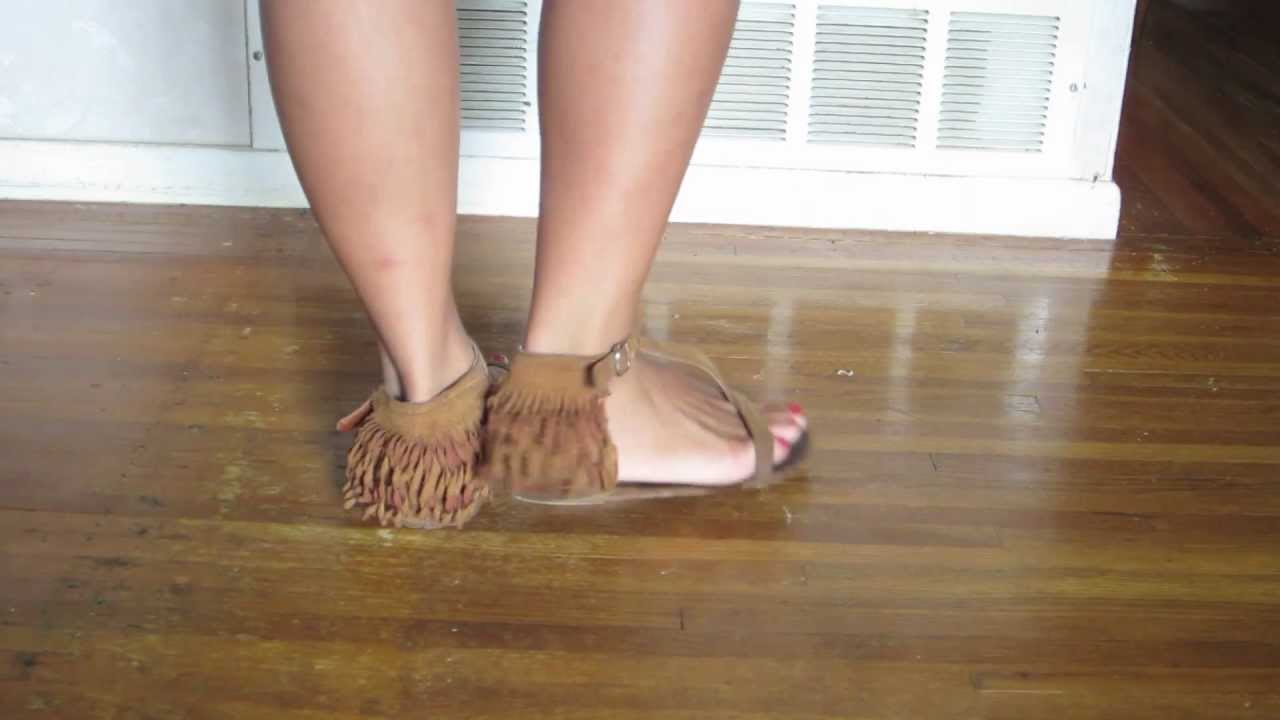 Part Youtube And 1Sandals Collection Shoe Flats WDIE9YH2