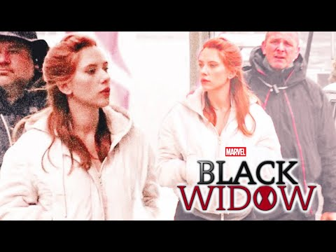 FIRST LEAKED PHASE 4 FOOTAGE BLACK WIDOW FILMING STARTED - MCU PHASE 4