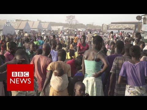 South Sudan famine worsens with ongoing conflict - BBC News