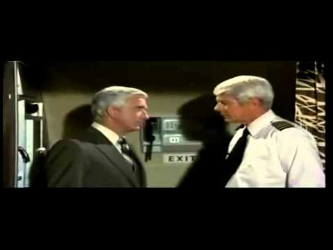 "Airplane! – ""You Can Tell Me, I'm a Doctor"""