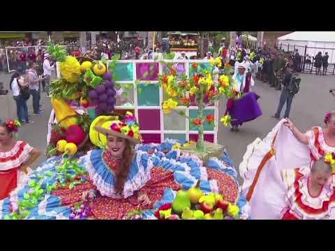 61° Desfile De Silleteros Feria De Las Flores 2018. thumbnail