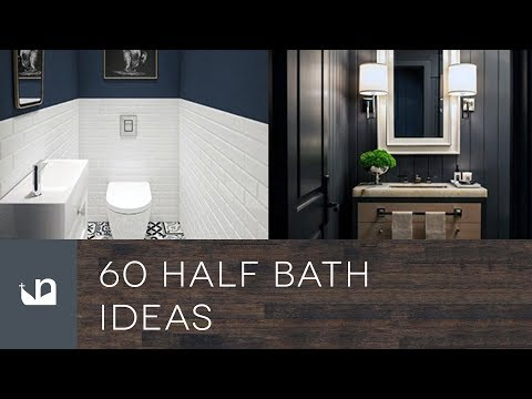 60 Half Bath Ideas
