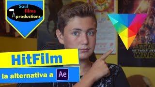 HitFilm, la mejor alternativa a after effects / SFP
