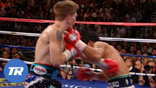 Manny Pacquiao vs Ricky Hatton | FREE FIGHT ON THIS DAY