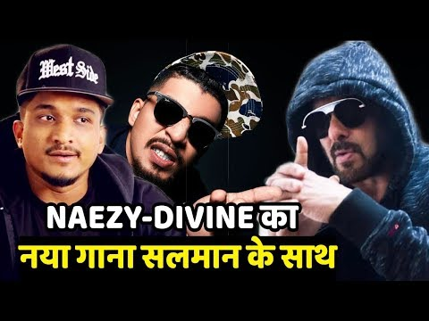 Naezy and Divine New Song With Salman Khan | Sung for Nach Baliye 9 Mp3