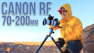 Canon RF 70-200mm f/2.8 Review and Field Test