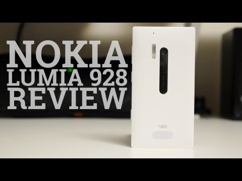 Nokia 928 review – confessions of an Android user