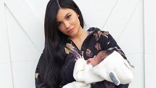 Kylie Jenner Finally Reveals Baby Stormi | Hollywoodlife