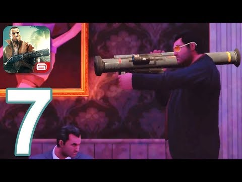 Gangstar Vegas - Gameplay Walkthrough Part 7 - Chapter 1 Completed (iOS, Android)