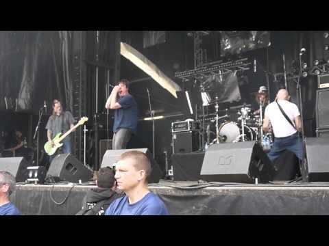 Negative Approach  live Hellfest 21.06.2013