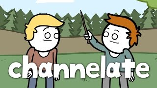 Explosm Presents: Channelate - Magic Wand