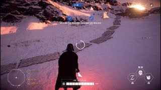 STAR WARS™ Battlefront™ II Darth Vader on Hoth