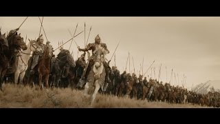 Lord of The Rings - Rohirrim Charge *CINEMATIC*