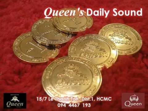 WONDER GIRLS' Non-Stop Mix + Bonus (Queen's Daily Sound vol.21)