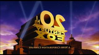 20th century fox intros in 4 and 2 speed with effects