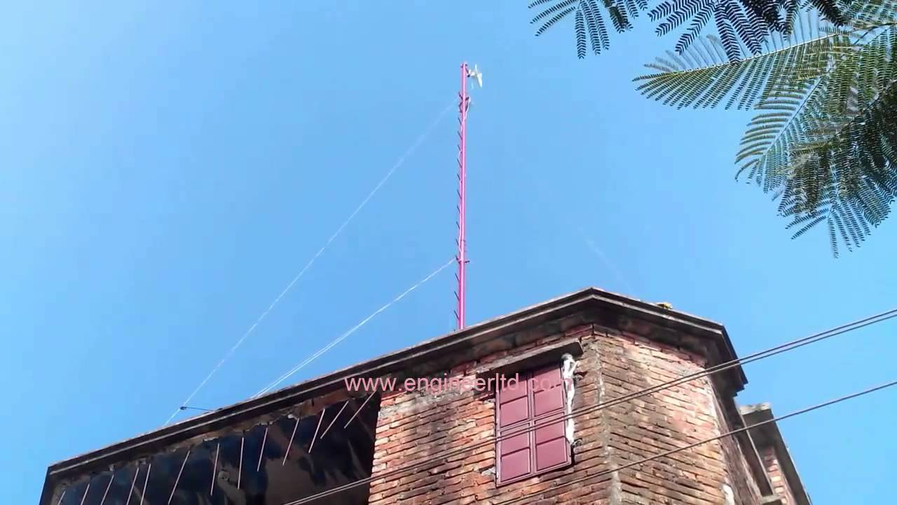 27 Km Point to Point Link by PowerBeam M5 400 Part 1 - YouTube