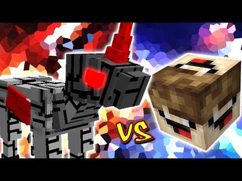UNICORNIO DAS TREVAS VS. LUCKY BLOCK DESTRUTIVO (MINECRAFT LUCKY BLOCK CHALLENGE)