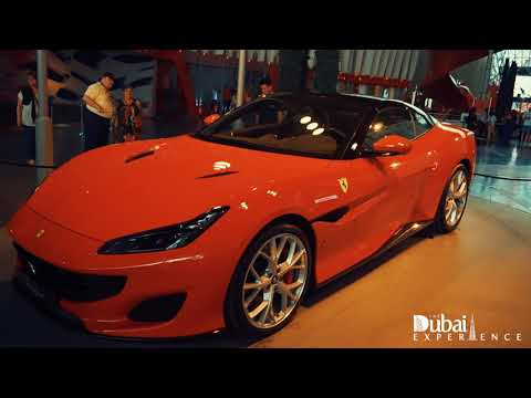 The Dubai Experience 2019 Abu Dhabi Ferrari World